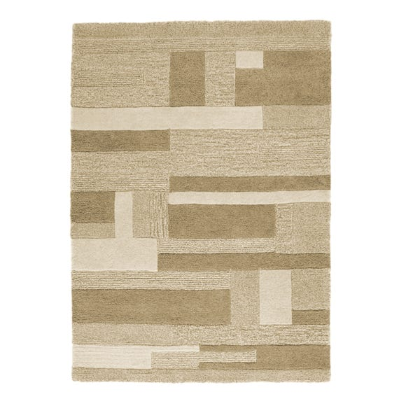 Blanche Wool Rug Blanche Wool Natural undefined