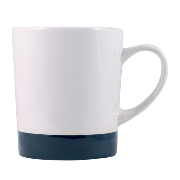 Dipped Mug White