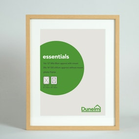 "Essentials Photo Frame 20"" x 16"" (50cm x 40cm)"
