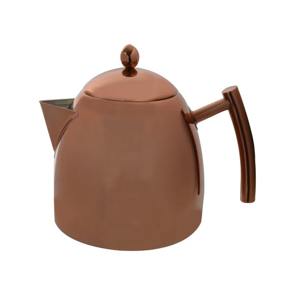 Copper Teapot 1.5L Copper