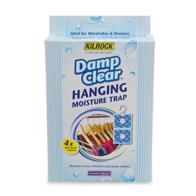 Kilrock Damp Clear Hanging Moisture Trap