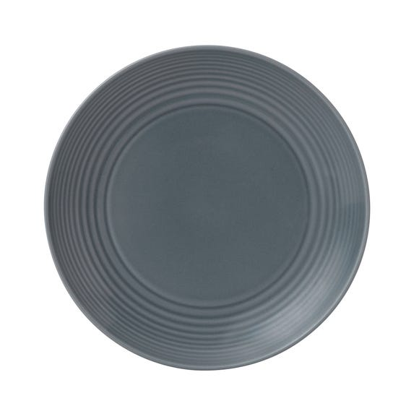 Gordon Ramsay Royal Doulton Grey Maze Side Plate Grey