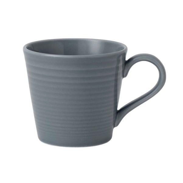 Gordon Ramsay Royal Doulton Grey Maze Mug Grey