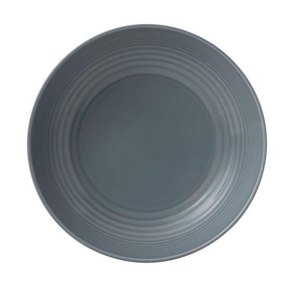 Gordon Ramsay Grey Maze Pasta Bowl Grey