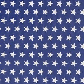 Navy Stars PVC