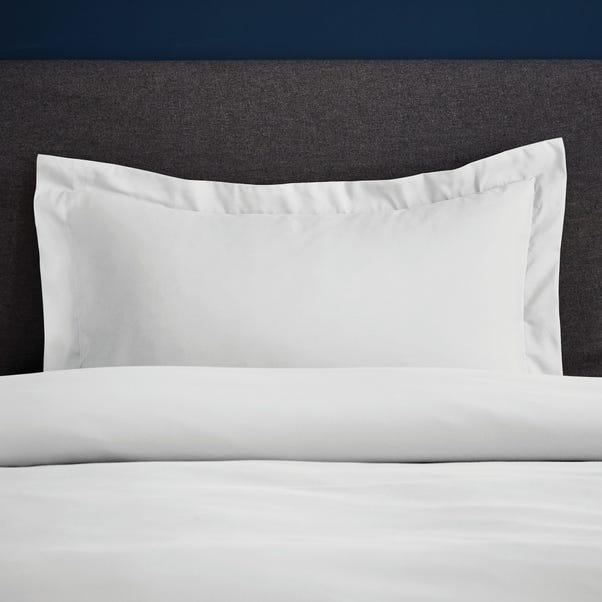 Fogarty Soft Touch White Oxford Pillowcase