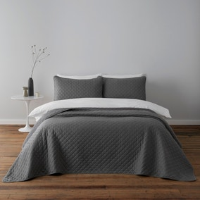 Jasper Grey Pillow Sham