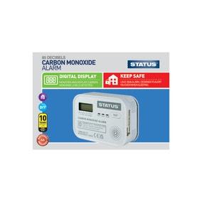 Status Digital Carbon Monoxide Alarm
