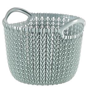 Curver Knit 3 Litre Round Basket