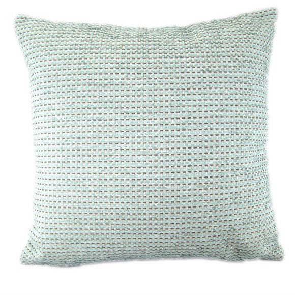 Egypt Cushion Cover Duck Egg (Blue) undefined
