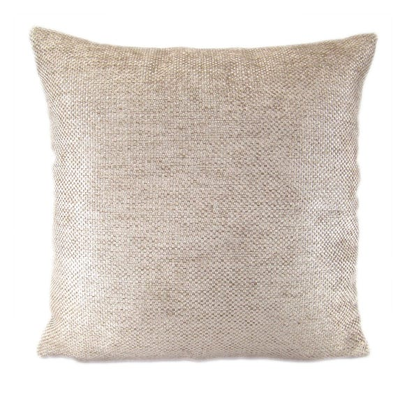 Chenille Orlando Cushion Cover Mink undefined