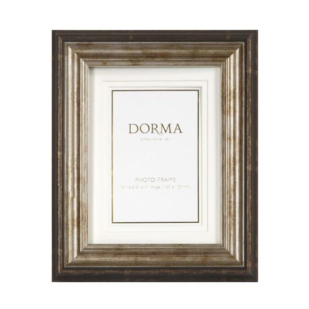 "Dorma Antique Photo Frame 6"" x 4"" (15cm x 10cm) Brown"