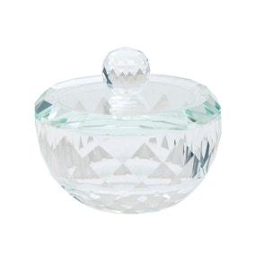 Dorma Cut Glass Trinket Box
