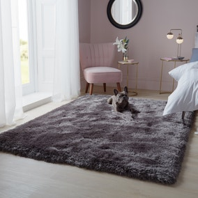 Jewel Shaggy Rug