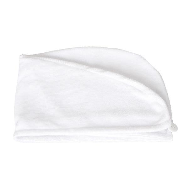 Hair Wrap White