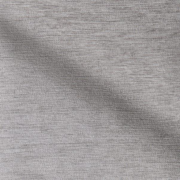Kensington Dove Grey Chenille Fabric