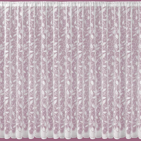 Katrina Lace Net Fabric  undefined
