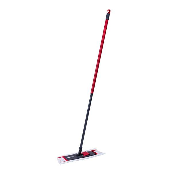 Vileda Active Max Flat Mop Red