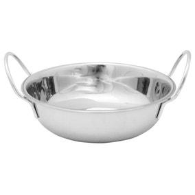 Stainless Steel 15cm Balti Dish