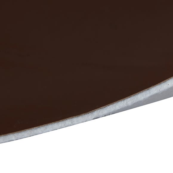 Brown Table Protector Roll Brown undefined