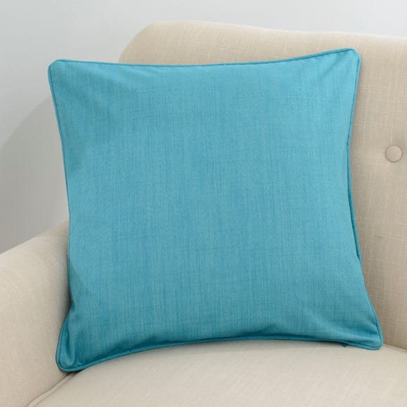 Solar Cushion Cover Teal (Blue) undefined