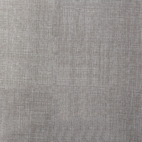 Taupe Linen Effect PVC Fabric