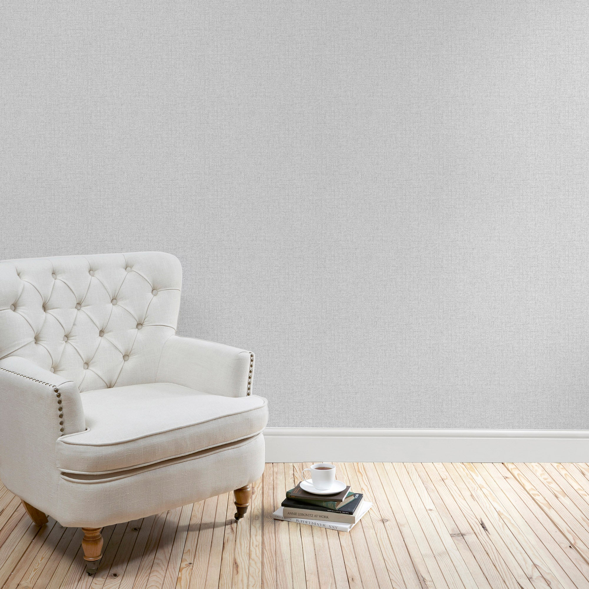 Click to view product details and reviews for Grey Cara Textured Wallpaper Grey.