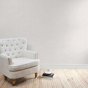 Silver Glitter Texture Wallpaper