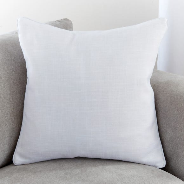 Vermont White Cushion White