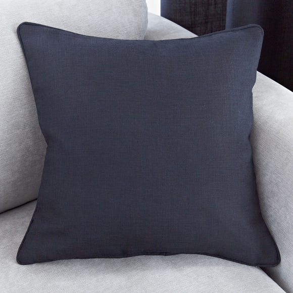 Vermont Black Cushion Black