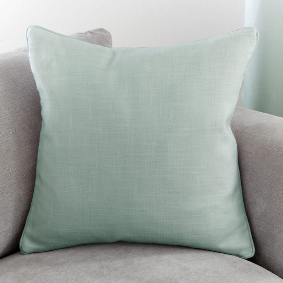 Vermont Seafoam Cushion Seafoam (Blue)