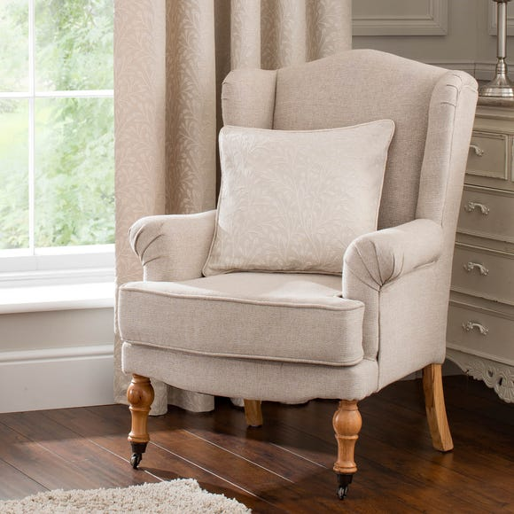 Willow Cushion Pearl (Ivory)