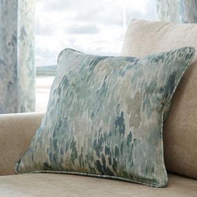 Waves Seafoam Cushion