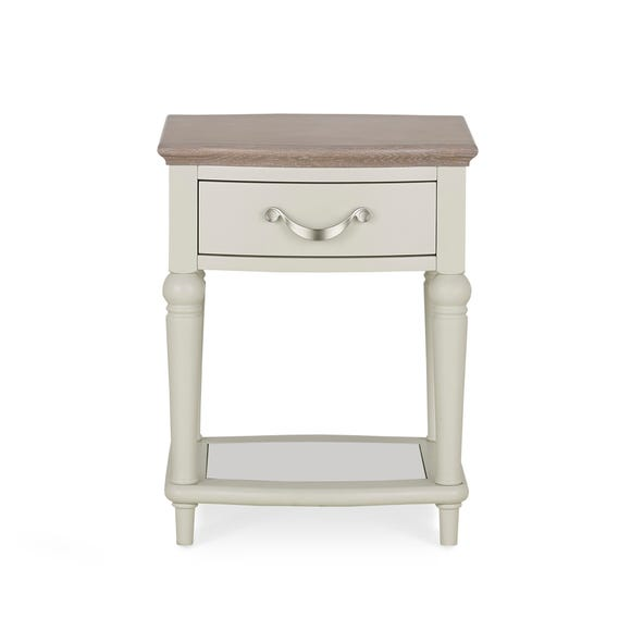 Sophia Grey Lamp Table Grey