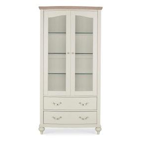 Sophia Grey Display Cabinet