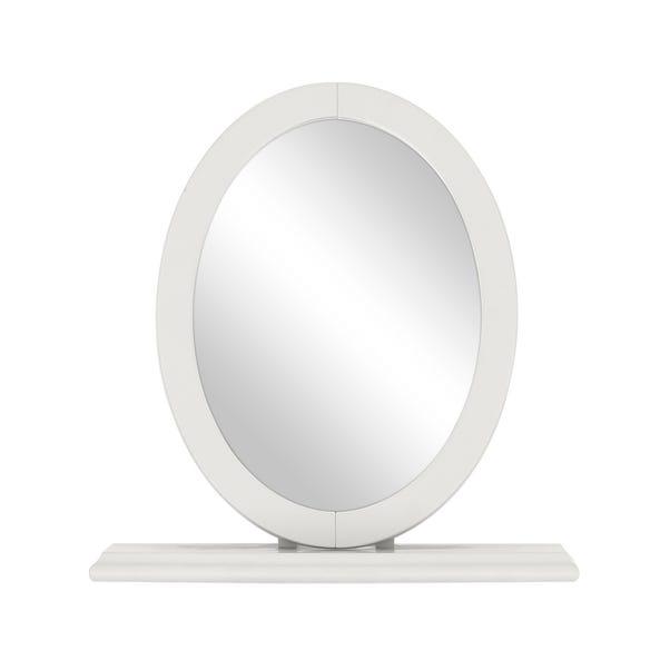 Sophia Grey Vanity Mirror Grey