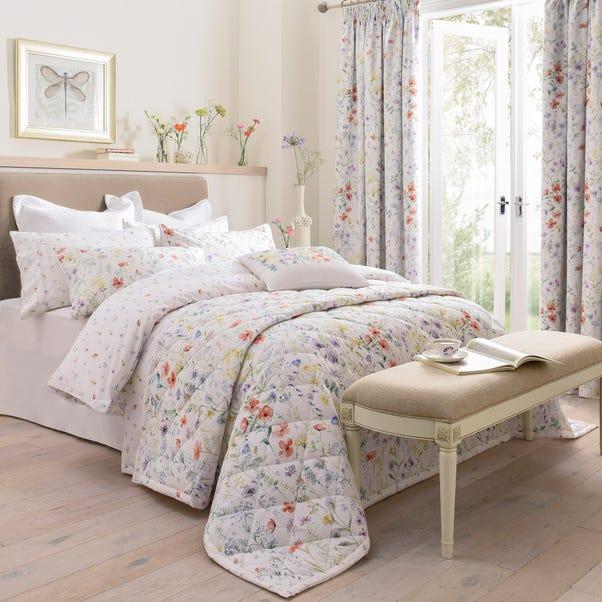 Dorma Wildflower Bedspread  undefined