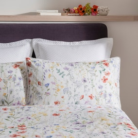 Dorma Wildflower Housewife Pillowcase
