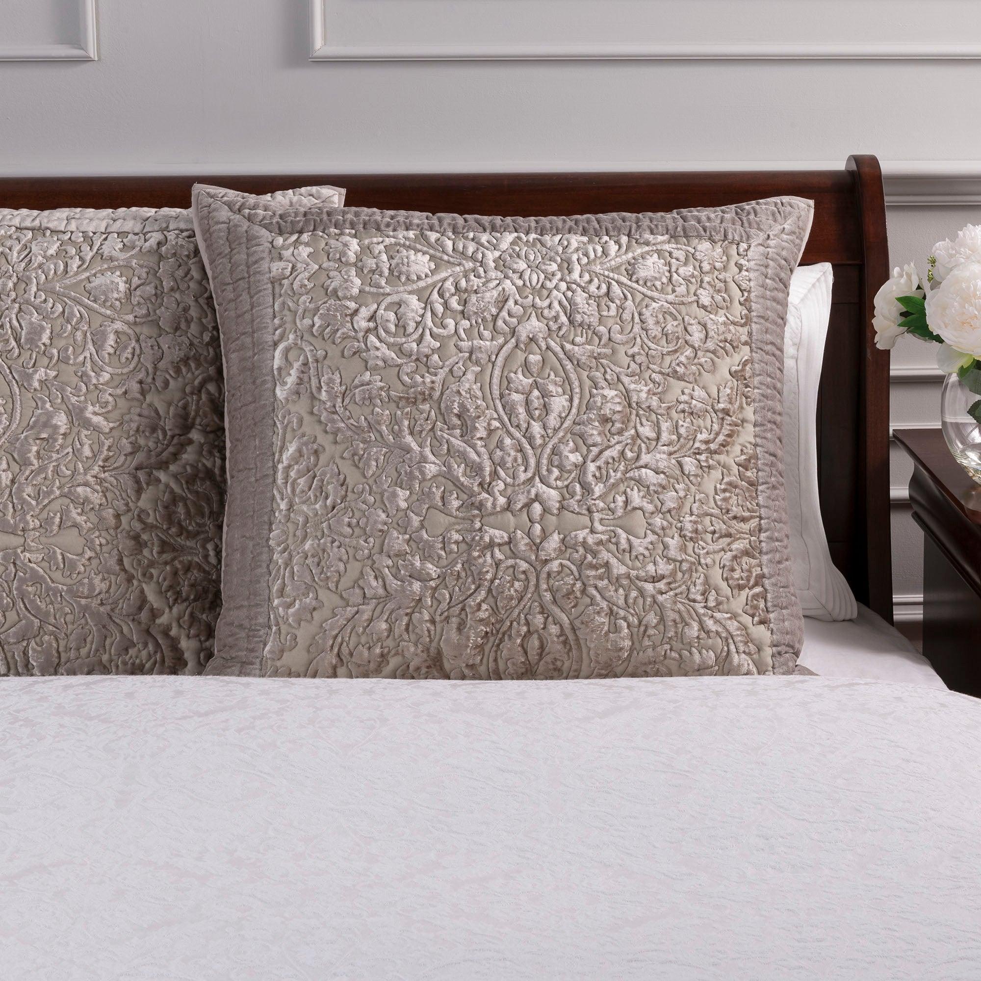 Dorma Dorma Charlbury Champagne Continental Pillowcase Champagne |