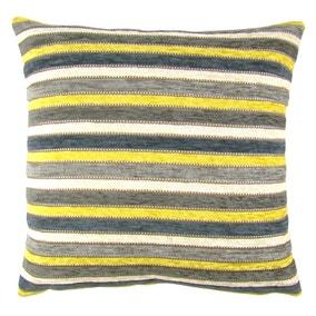 Chenille Blenheim Ochre Cushion Cover