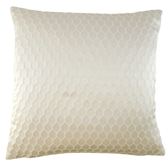 Elodie Silver Cushion Cover Silver