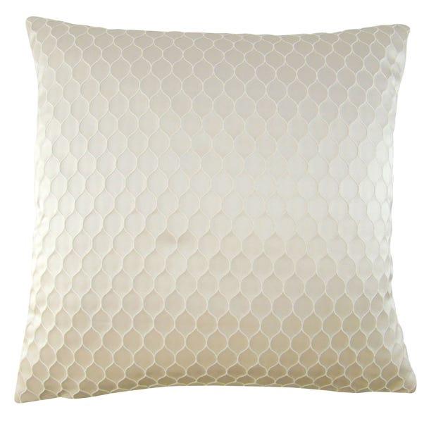 Elodie Silver Cushion Cover Silver