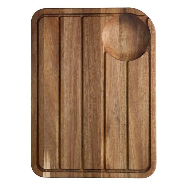 Jamie Oliver Acacia Carving Board Brown