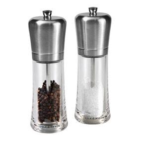 Cole and Mason Sandown Salt and Pepper Gift Set