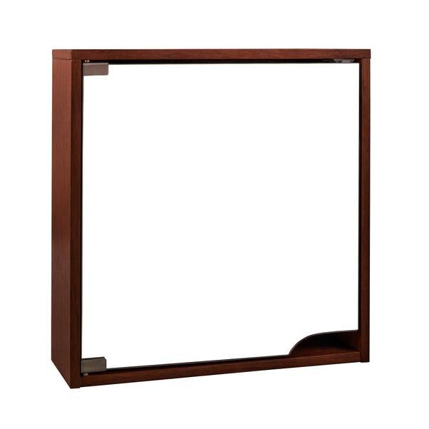 Marseille Acacia Mirror Cabinet Wood