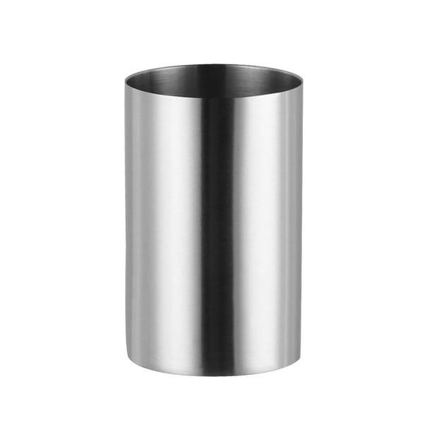 Brushed Metal Tumbler Brushed Steel