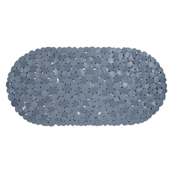 Pebble Grey Bath Mat