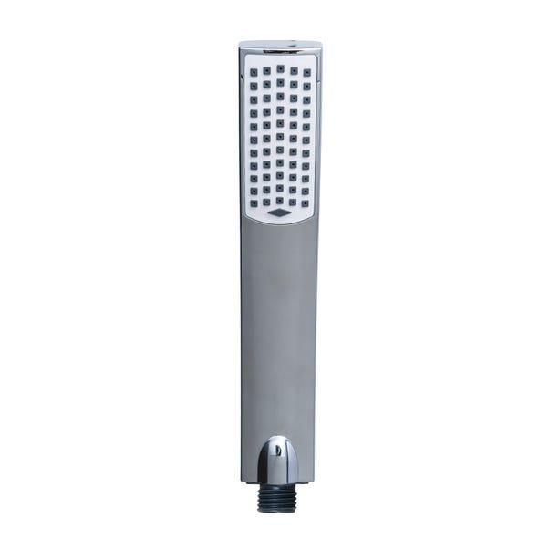Single Spray Shower Head Chrome