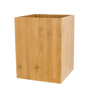 Elements Bamboo Bin