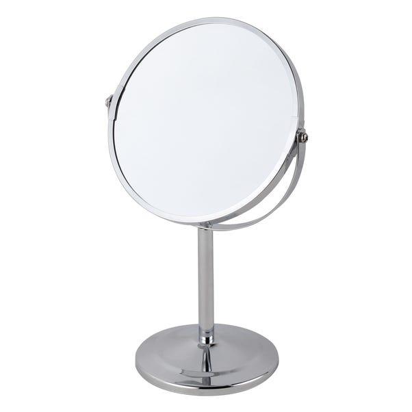 Cosmetic Mirror Silver